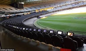 New Etihad Stadium Smart Seats Means Afl Fans Can Now Watch