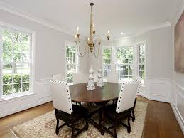 Dining Room Wainscoting Ideas Wainscoting Ideas For Dining Room Cushioned Backs And Seats With