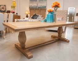 magnificent pedestal dining tables for 14 380819