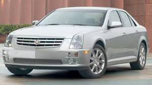 2005 Cadillac STS: Break over: STS returns to the performance ...