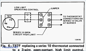room thermostat wiring diagrams for hvac systems pressauto net 3 wire room thermostat wiring diagram at Room Thermostat Wiring Diagram