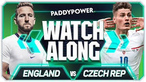 ENGLAND vs CZECH REPUBLIC LIVE EURO ...
