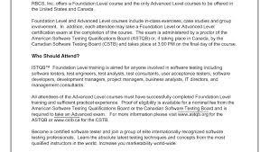 Sample Resume For Software Testing Freshers Fascinating Resume