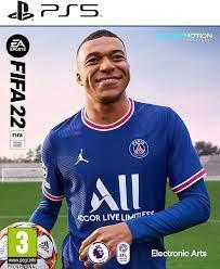 FIFA 22 (deutsch) (AT PEGI) (PS5) inkl. Team-of-the-Week-1 Spieler-Item /  Kylian Mbappé
