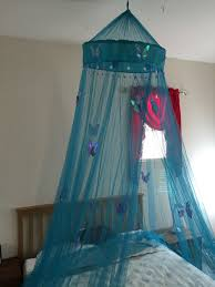 Amazon.com: Octorose  Butterfly Bed Canopy Mosquito NET Crib Twin Full  Queen King (Teal Blue): Kitchen & Dining