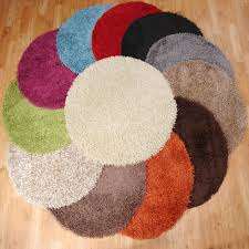 little round rugs with pile lovely small round rugs uk