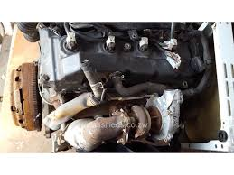 Toyota Hilux Engine 2,5 Turbo Diesel Complete With Everything ( 2kd ...