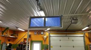 home built diy paint booth filter assembly