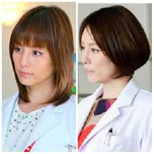 美容師解説米倉涼子さんの最新の髪型や歴代のショートオーダー法について