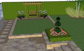 Small Picture WILLOW GARDEN DESIGN Garden Design Online