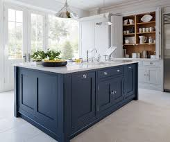 Kitchen Trend Watch Painted Cabinets and Brass Hardware Bespoke