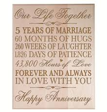 top 20 best 5th wedding anniversary gifts unique best gift for 5th wedding anniversary