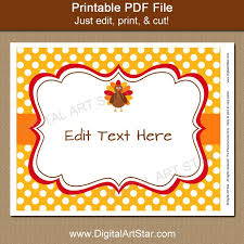 printable thanksgiving greeting cards printable thanksgiving sign party decoration digital art star