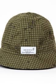 Панама CROOKS & CASTLES Enforcer Bucket Hat (Military <b>Multi</b>, L ...