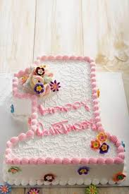 1 Year Baby Girl Birthday Cake Designs Freshbirthdaycakesga