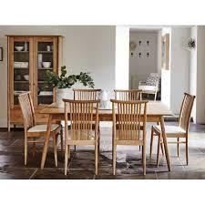 ercol teramo 3661 medium extending dining table