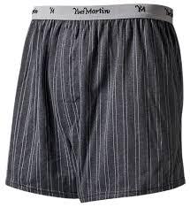 Attiré dès son plus jeune âge par l'univers musical, il fait partie de différents groupes adolescents, rêvant de gloire. Yves Martin Men S Striped Boxer Shorts Walmart Canada
