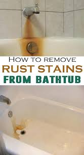 removing steel bathtub how to remove rust stains from porcelain tub cast iron vs tubs dispose
