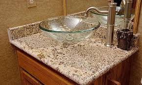 have granite countertops installed today