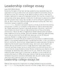 Mla Format College Essay Format Of An Essay Example Format Essay