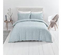 Light Blue Gingham Duvet Cover Buy Sainsburys Home Blue Nordic Sky Duvet Cover Set