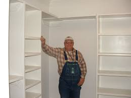 diy closet remodel