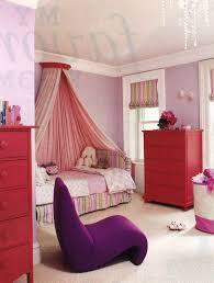 bedroom wall designs for teenage girls. Bedroom, Teenage Girl Bed Sets Bay Window Simple Bedroom Interior Design Purple Lounge Chair Wall Designs For Girls