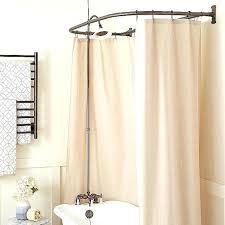 oval shower rod oval shower curtain rod lovely shower curtain rods for tubs oval shower curtain