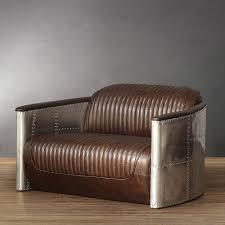 steam punk furniture. aviator steampunk inspired loveseat steam punk furniture