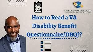 How to Read a VA DBQ/Disability Benefit Questionnaire, September 9 ...