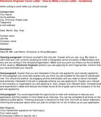 cover letter electronic cover letters sample electronic cover ...