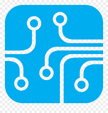 Blue Circuit Boards Png Technology Icon Clipart 605406