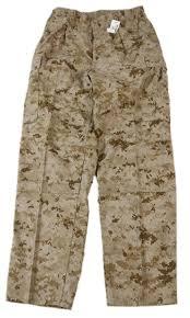Usgi Desert Marpat Trousers Mccuu