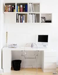 office wall shelving. Office Wall Shelving. Via Scandinavian Deko | Kartell Chair White · Interior Officewall Shelvesshelvingoffice Shelving