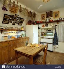 Attic Kitchen Kitchen In Attic Stock Photos Kitchen In Attic Stock Images Alamy