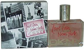 <b>Dkny Love From New</b> York Perfume by Donna Karan for Women ...