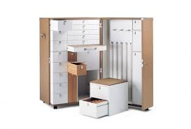 Bedroom Storage Cabinet by Poltrona Frau