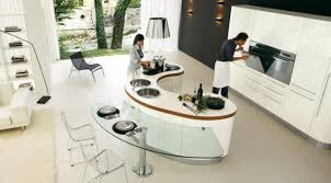Central Kitchen Island In 30 Original Ideas Furniture Design