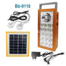 Solar Power Lighting System BB9118 (end 8/7/2018 1:56 PM)