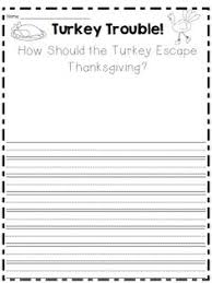 activities for first graders writing prompts fun turkey writing ideas could be fun to gingerb man first then have the