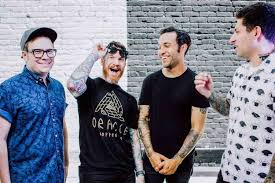 Fall Out Boy There S A Light On In Chicago Fall Out Boy The Last Of The Real Ones Upset