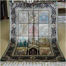rug cost cost of carpet tiles a a guide on carpet 5 feet four seasons design silk