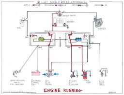 double relay article itinerant air cooled are allowed to continue to run only so long as the afm is reading air flow if you stall the engine well consult ignition on engine off diagram