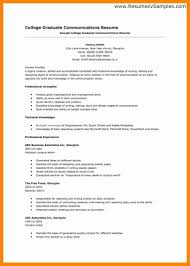 How To Make A Student Resume For College Applications Free Write