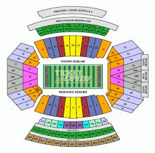 52 Cogent Lincoln Stadium Seating Chart