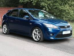 Used 2008 Ford Focus St-3 5dr for sale in Chesterfield Derbyshire ...