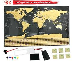Large Us Map Poster World Map Poster Large Unfinishedjourney Me