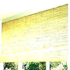 bamboo roller blinds outdoor des roll up patio balcony x