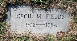 Cecil Mckenzie Fields (1902-1984) - Find A Grave Memorial