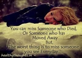 Quotes About Going Away From Someone You Love Adorable Loverelationshipquotestheworstthingistomisssomeoneyousee